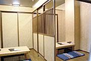 ふく亭 本店一階個室