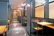 和食・酒菜 釧路ふく亭 桑園店 落ち着いた雰囲気のボックス席